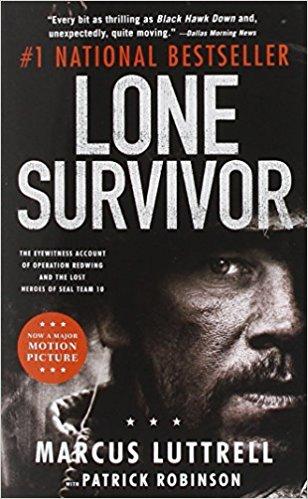 Lone Survivor Audiobook Online