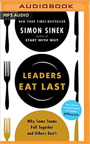 Leaders Eat Last Audiobook Download